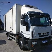 IVECO EUROCARGO ML150E25 refrigerated truck