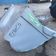 VIBCO 70 cm digger bucket for sale by auction