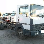 NISSAN L35.08 chassis truck