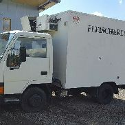 MITSUBISHI Canter 35 refrigerated truck