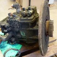 VALMET hydraulic pump for VALMET 860,1 forwarder