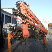 ATLAS AK 60.1 loader crane