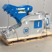 HAMMER RH 16 | 1600 kg rotating pulverizer hydraulic shears