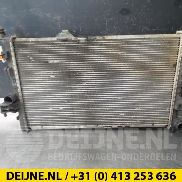 OPEL Combo heater radiator for van