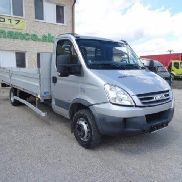 IVECO DAILY 65C14 CNG, EEV, Vin 880 Pritsche LKW