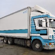 SCANIA R500 refrigerated truck