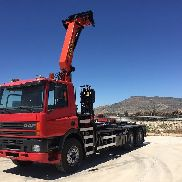 DAF CF 85.380 hook lift