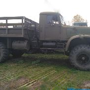 KRAZ 255 chassis truck