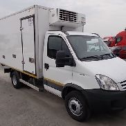 IVECO Daily 65C18 refrigerated truck