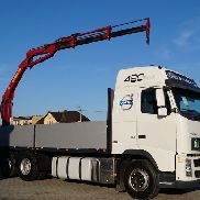 VOLVO FH 13 480 flatbed truck
