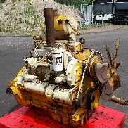 CATERPILLAR D 4 engine for bulldozer