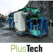 Asphalt Technik crushing bucket