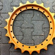 New LIEBHERR sprocket for LIEBHERR R922HD, R981, LR611, LR621, LR622, LR631, LR641, PR711, PR712, P excavator