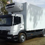 MERCEDES-BENZ ATEGO 1222 refrigerated truck
