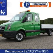 VOLKSWAGEN Crafter 2.5 TDI 136 PK PICK UP DUBBEL CABINE 2.8T A.H.G. L3 AIRC Pritsche LKW