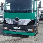 MERCEDES-BENZ 1828 Hakenlift