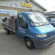 CITROEN Jumper 34 2,8 HDi Chassis m/lad flatbed truck