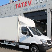 MERCEDES-BENZ Sprinter 513 2.2 closed box truck