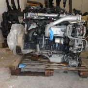 Damaged RENAULT DCI 6 engine for truck