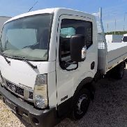 New NISSAN Cabstar 35,13 flatbed truck