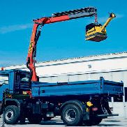 New PALFINGER PK 13001-K High Performance loader crane