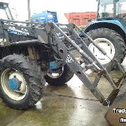 TN 750 A front loader