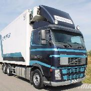 VOLVO FH-480 6*2 refrigerated truck