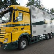 MERCEDES-BENZ Actros 450 Viehtransportwagen