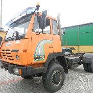 STEYR STEYR 19S36 4x4 chassis truck