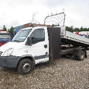 IVECO DAILY 65C18 3,0 HPT TIP 142 dump truck