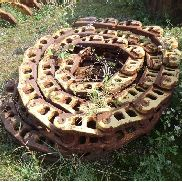Track chain for CATERPILLAR D5H,gd excavator