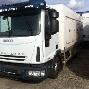 IVECO EUROCARGO ML 75E18P closed box truck