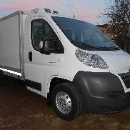 CITROEN JUMPER refrigerated truck
