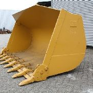 CATERPILLAR Katze Loading Bucket WP 3150 Frontlader Eimer