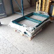 2 stk Skuffer til europaller pallet box for truck for sale by auction