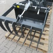 New INTER-TECH Krokodyl Mini 01 0,9 m silage facer bucket