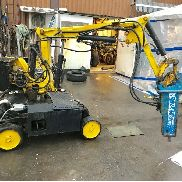 BROKK 80 hydraulic breaker for sale by auction
