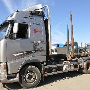 VOLVO FH660 timber truck