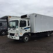 HYUNDAI HD refrigerated truck