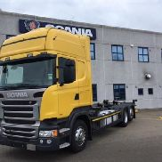 SCANIA R 450 LB6x2MNB chassis truck