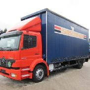 MERCEDES-BENZ Atego 1828 truck curtainsider