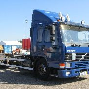 VOLVO FL10 container chassis