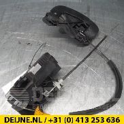 OPEL Combo door lock for OPEL Combo van