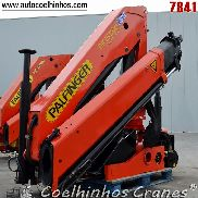 PALFINGER PK15500 Performance loader crane