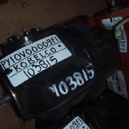 New KOBELCO UCHIDA AP2D25LV1RS7-912-2 hydraulic pump for KOBELCO SK45SR-2 excavator