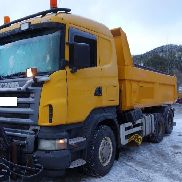 SCANIA R500 Muldenkipper