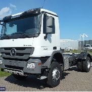 New MERCEDES-BENZ Actros 2035-A chassis truck (me3468)