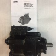 New PARKER hydraulic pump for truck