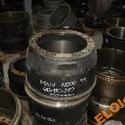 MAN brake drum for MAN F2000 410X190X280 truck