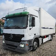 MERCEDES-BENZ ACTROS 1836 Kofferwagen